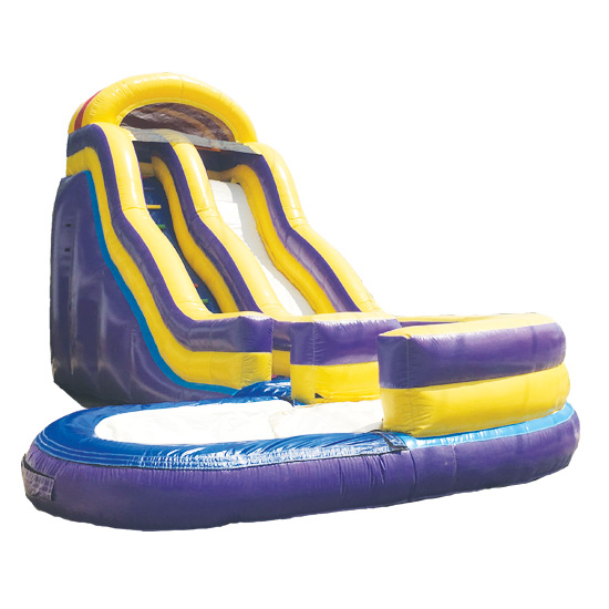 18ft Wave Water Slide Cc S Inflatables And Party Supplies