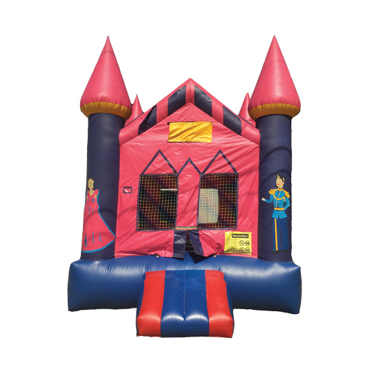 princess castle inflatable