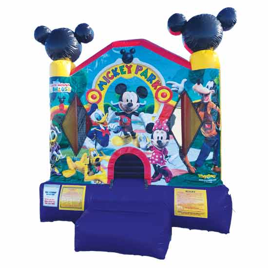 Mickey Castle Bounce