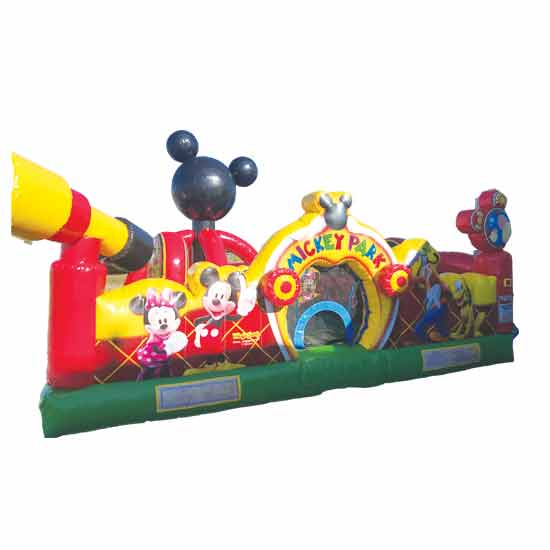 Mickey Obstacle
