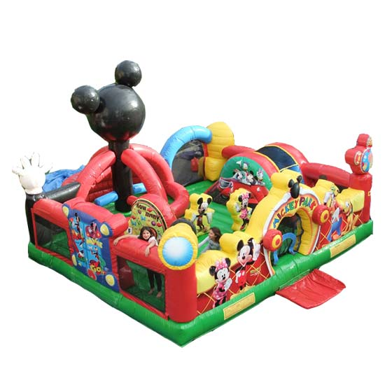 Mickey Park Obstacle