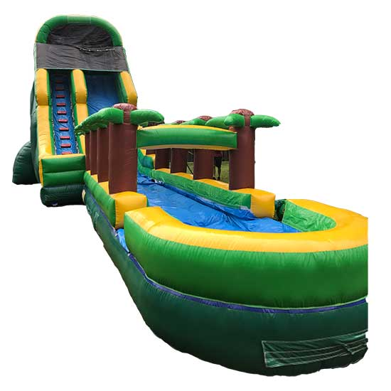 22ft Green Giant with Slip n Slide