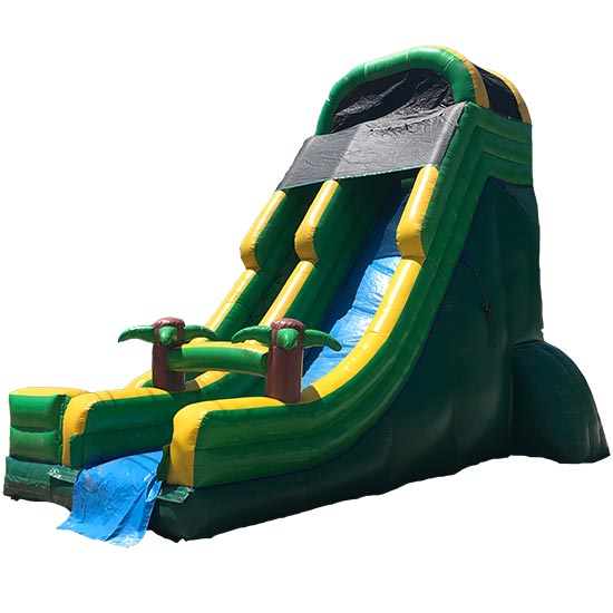 22ft Green Giant Dry Slide