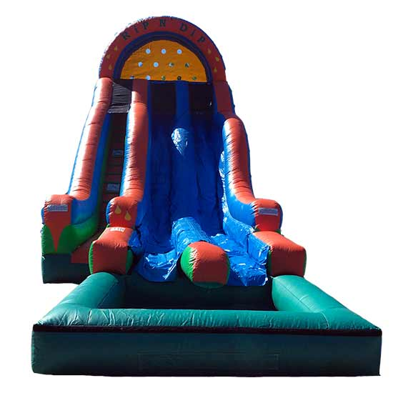 22ft Rip-n-Dip Water Slide