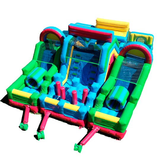 Extreme 3-Piece Obstacle Course